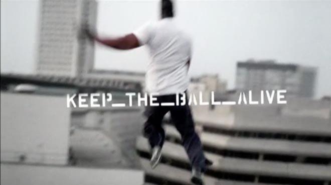 Keep the Ball Alive final screen shot