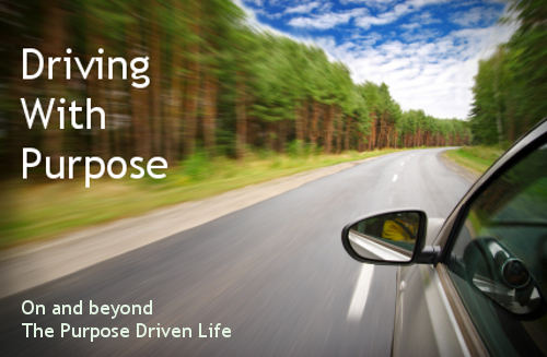 Driving with Purpose