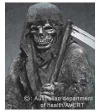 Grim Reaper Ad