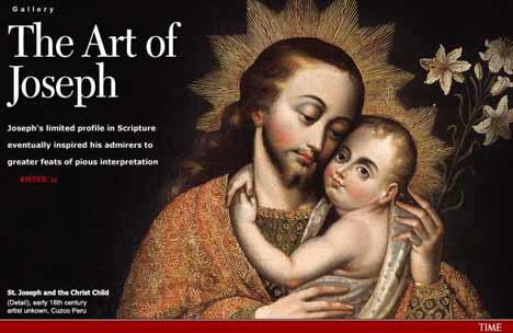 Time Magazine Joseph article