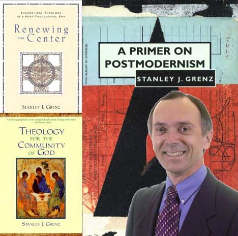 Stanley Grenz and his books