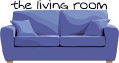 The Living Room Couch