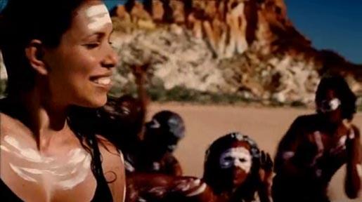 Tourism Australia Aborigne Dance Troupe Member