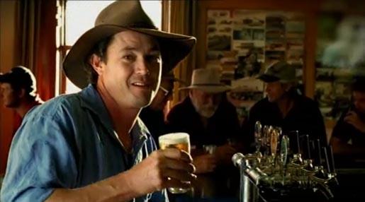 Tourism Australia pub drinker