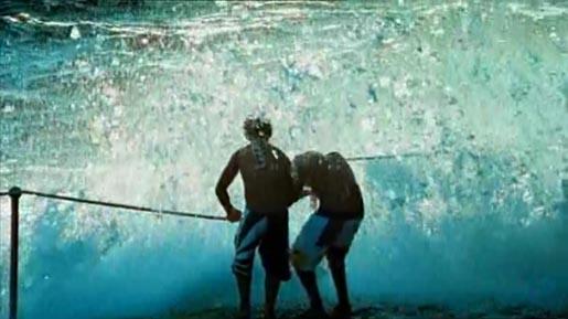 Tourism Australia surf swimming boys
