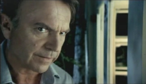 Sam Neill in Red Meat Evolution television commercial
