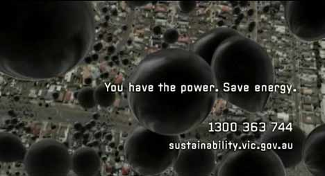You Have the Power to reduce greenhouse gas emissions