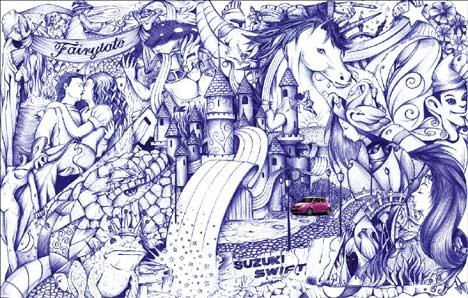 Suzuki Swift Fairytale