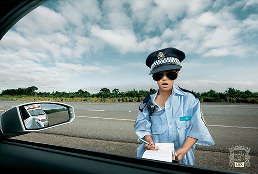 Lux Cop