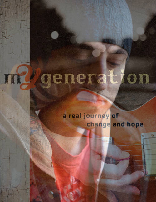 Josh Riebock My Generation