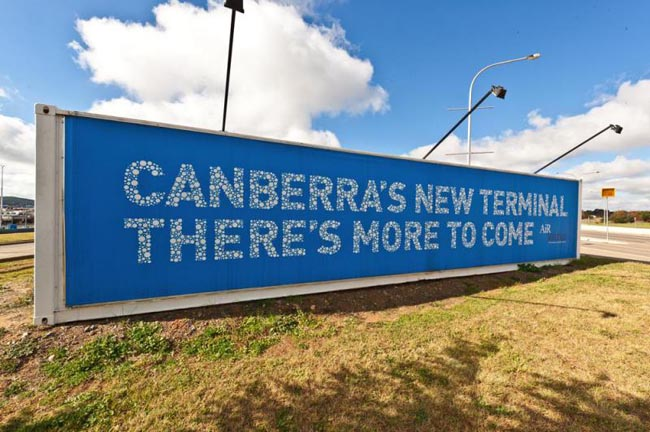 Canberra Terminal There's More To Come