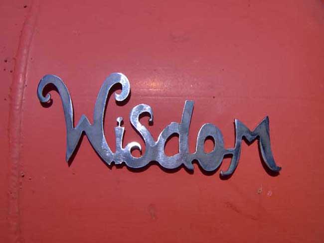 Wisdom Prayer