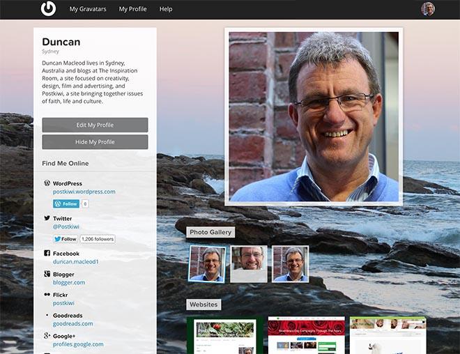 Duncan Macleod Gravatar profile