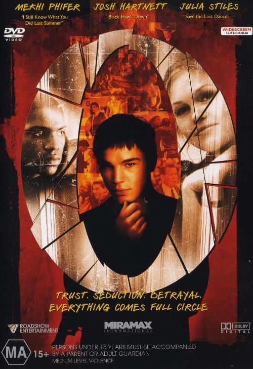 O DVD cover
